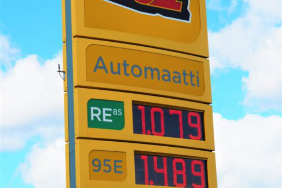 Miten bioetanolin kävi polttoaineen veronkorotuksessa?